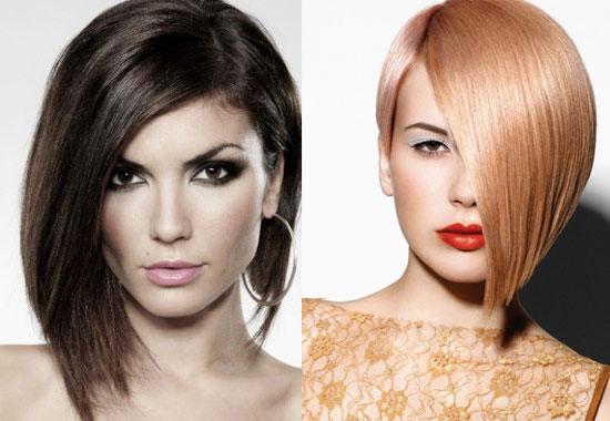 Прически на средние волосы женщинам за 60 лет