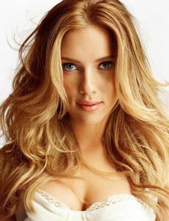 Карамель светлая цвет волос