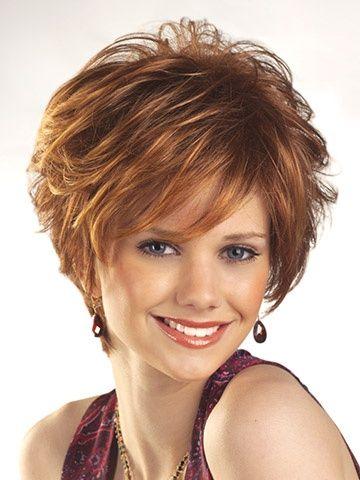 Фото причёски на коротких волосах