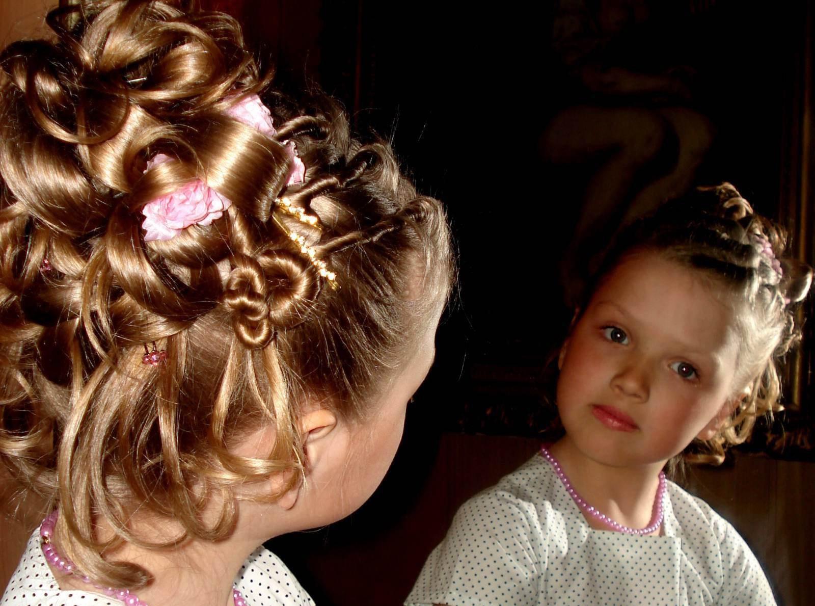 Вяжем нарядные платья для девочек