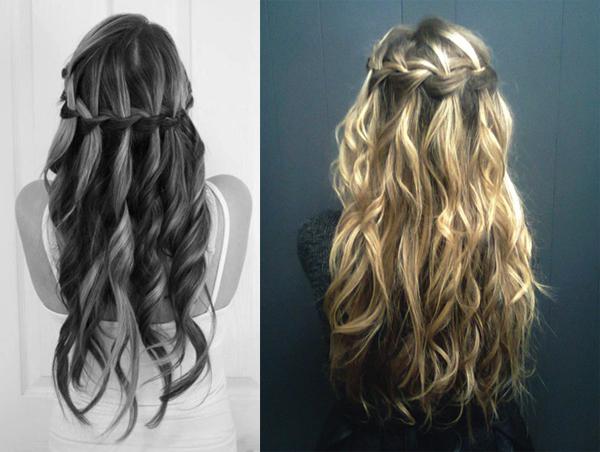 Способы укладки волос утюжком