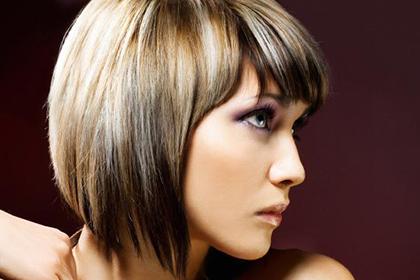 Прически на средние волосы мелирование фото