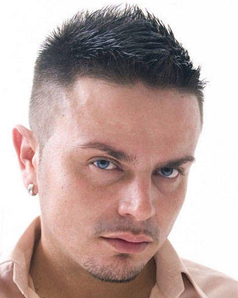 Креативные стрижки на короткие волосы фото мужские