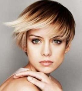 Амбре окрашивание волос на короткие фото
