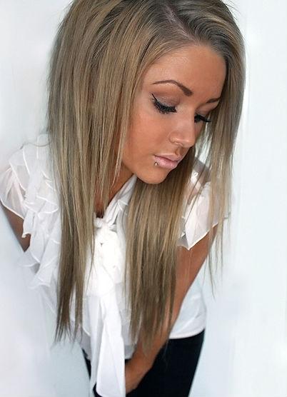 Фото цвет волос светло русый с пепельным оттенком