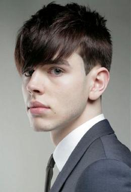 Современные причёски для парней 100