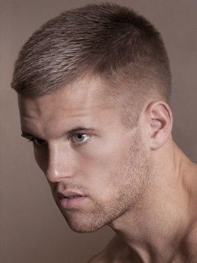 Мужские причёски для спорта