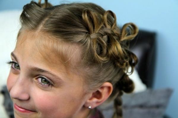 прически в школу на каждый день.косы.длинные волосы.для девушки-старшеклассницы