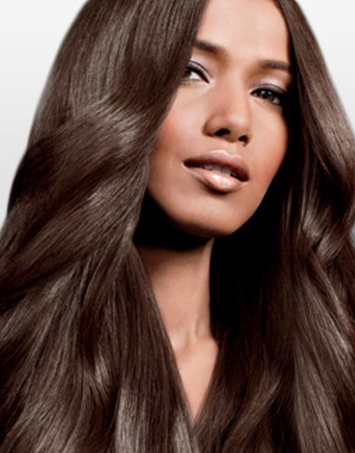 Фото цвета темных волос