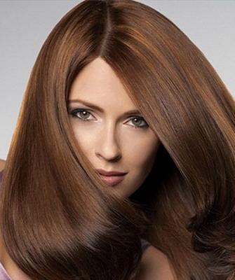 коричневые тона волос фото