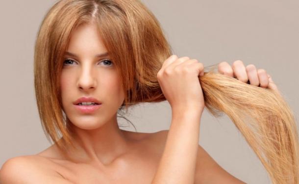 Способ лечение волос