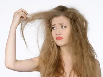 Эффективное восстановление сухих и поврежденных волос