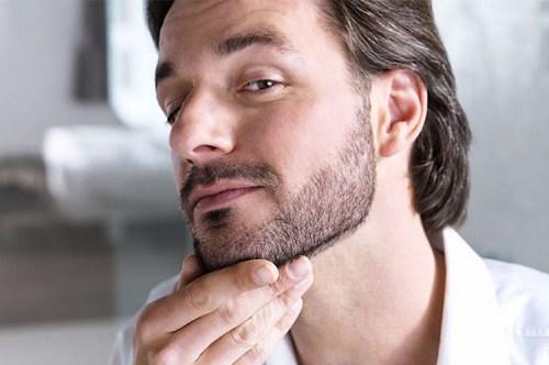 Рост волос на лице