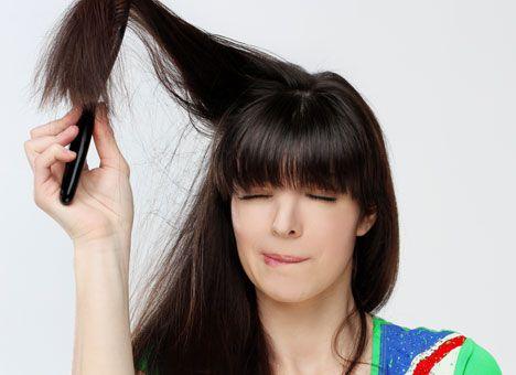 От репейного масла стали сильно выпадать волосы