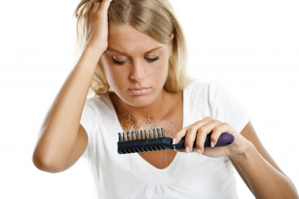 Где здают волосы