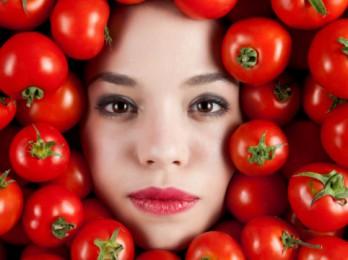 Уникальное действие маски для волос из помидоров