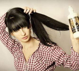 Использование шампуня Лошадиная сила для роста волос