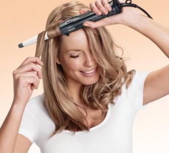 Выбор щипцов для завивки волос