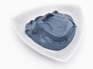 Укрепление корней с масками для волос из голубой глины