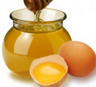 Восстанавливаем шевелюру с масками для волос с медом и яйцом