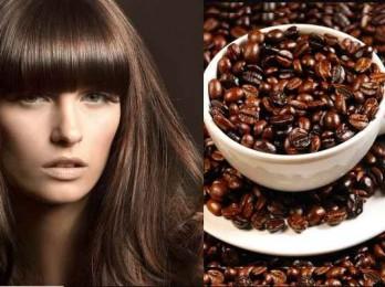 Делаем маску для волос с кофе