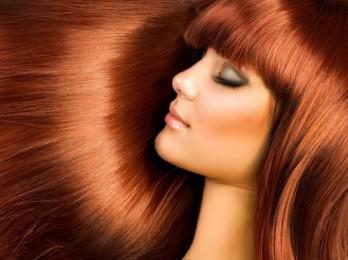 Укрощение прядей с масками для волос для шелковистости и блеска