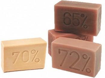 Лечебное действие хозяйственного мыла на перхоть