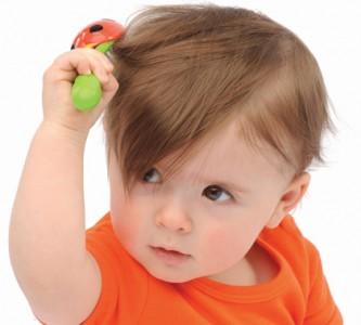 Разнообразные причины выпадения волос у детей