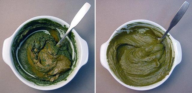 Фото до и после окрашивания волос хной