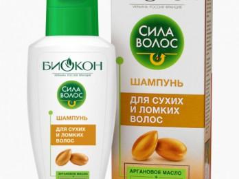 Профессиональный уход с шампунем против выпадения волос «Биокон»