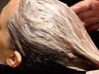 Безопасное осветление волос кефиром