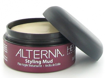 Полезные свойства глины для укладки волос