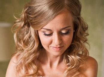 Варианты свадебных укладок на волосы