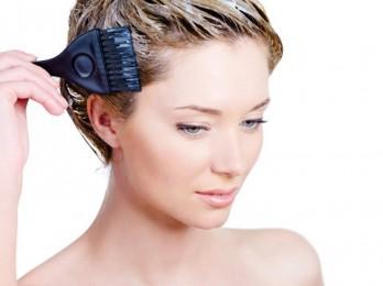 Чистые или грязные волосы нужны для покраски головы?
