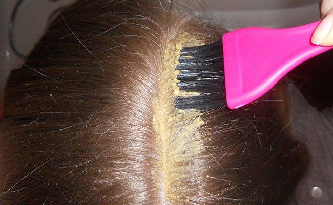 Маска для волос от выпадения в домашних условиях для жирных волос