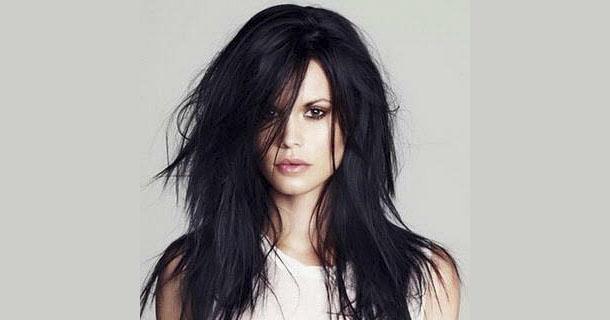 прически в стиле гранж на длинные волосы