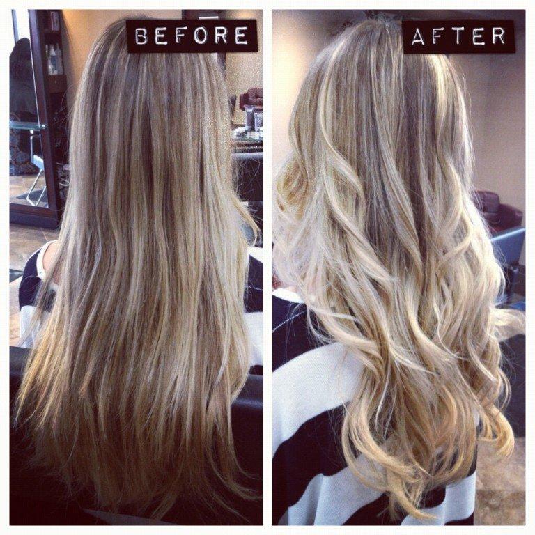 Пропорции для осветления волос перекисью