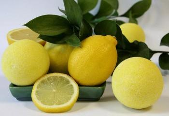 Лимон - средство для осветления волос