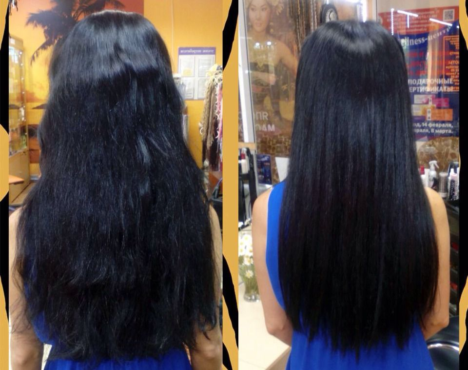 Цена полировки волос