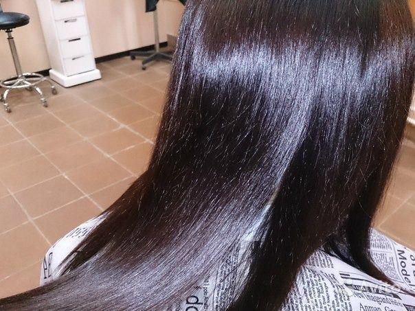 Вытяжение волос