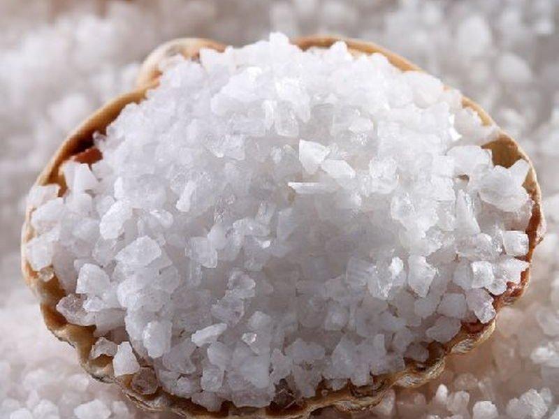 Применение соли