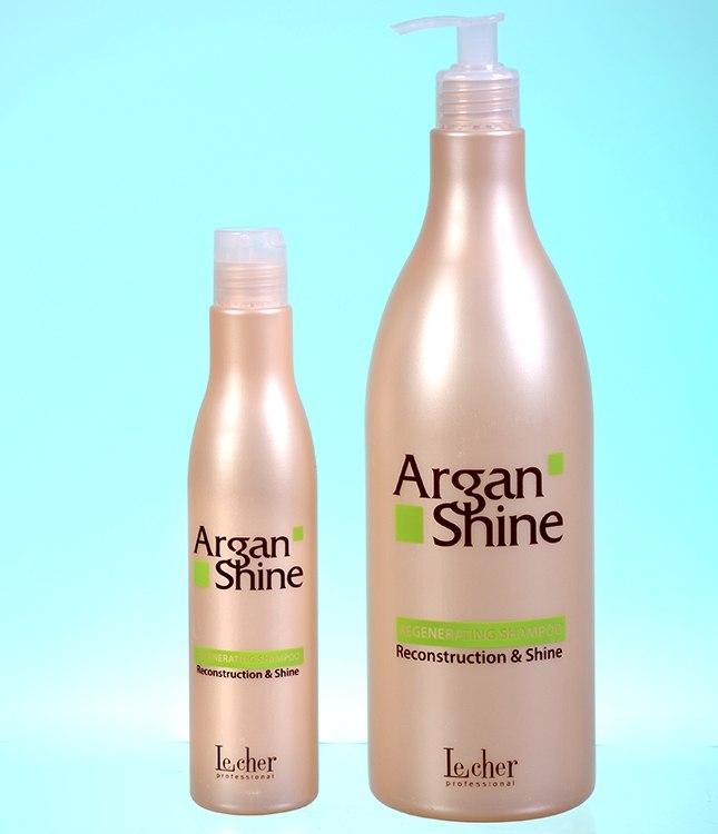 Шампунь с маслом Арганы