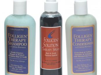 Усиление волосяных фолликулов стимулятором роста волос