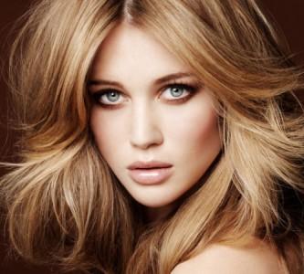 Особенности колорирования на светлые волосы