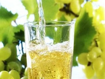 Сок белого винограда