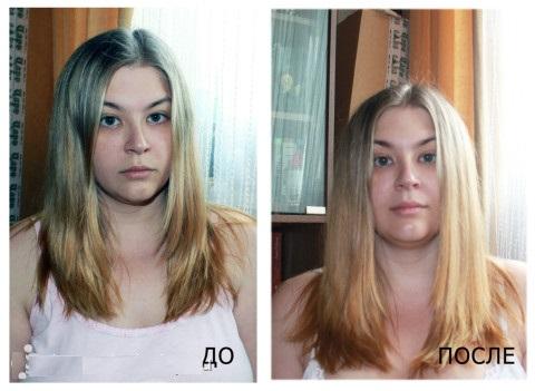 Маски с кефиром для волос отзывы