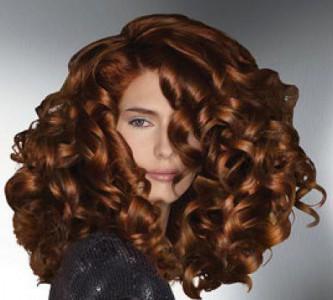 Процедура биохимической завивки волос