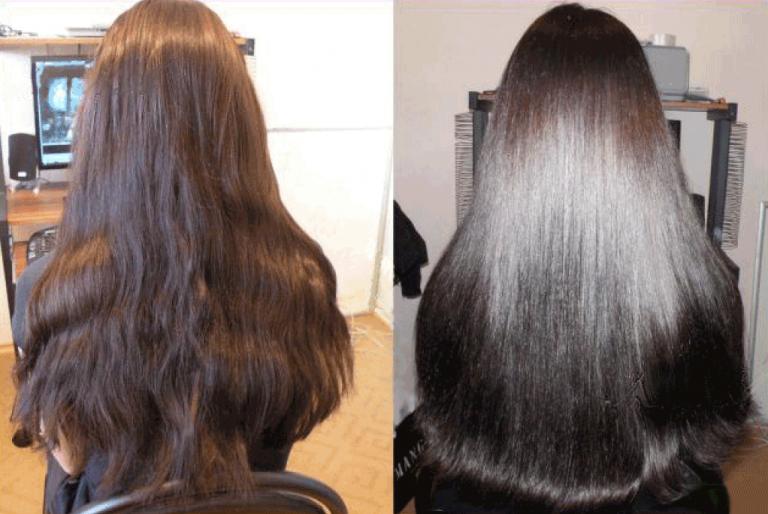 Экранирование волос что это отзывы фото до и после