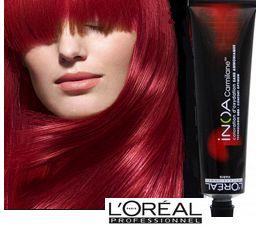 Красная краска Иноа