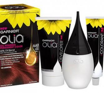 Сохранение здоровья с масляной краской для волос